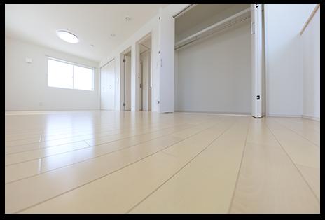 床の張替えリフォーム